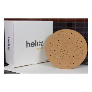Disco multiperforado Helix Gold