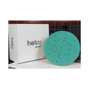 Disco multiperforado Helix Green