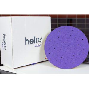 Disco multiperforado Helix Violet