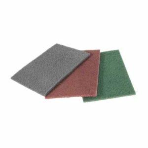 Pliego abrasivo de fibra
