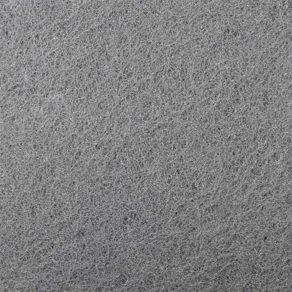 Rollo abrasivo Fibra-flex gris muestra