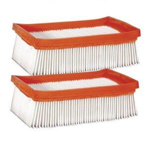 Accesorios aspiradoras filtros