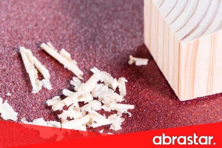 que tipo de lija es la mas adecuada para madera