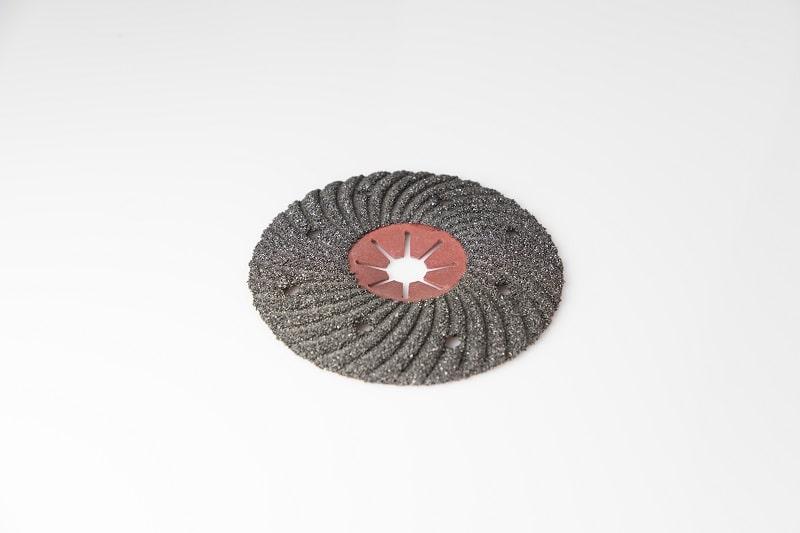 discos semiflexibles de carburo de silicio