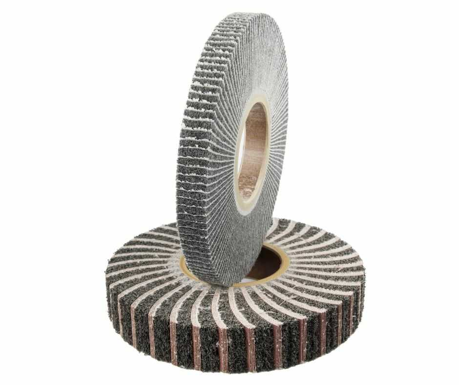muelas abrasivas flaps laminas